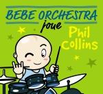 bébé orchestra joue...