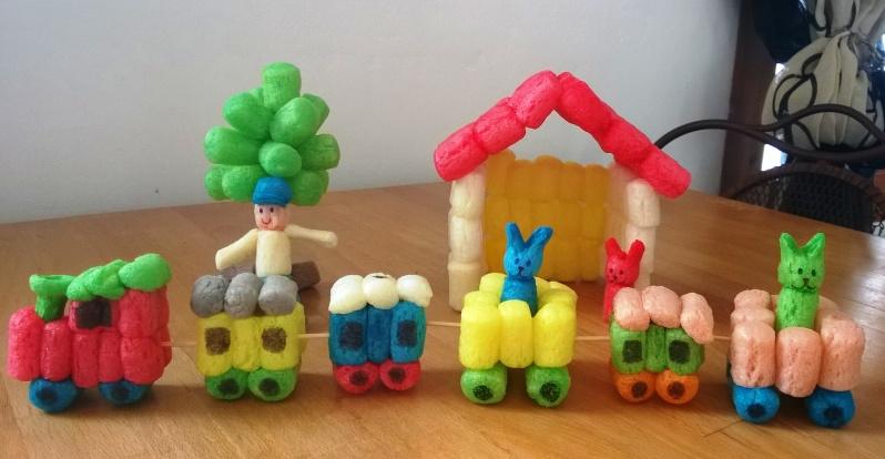 la gare des lapins
