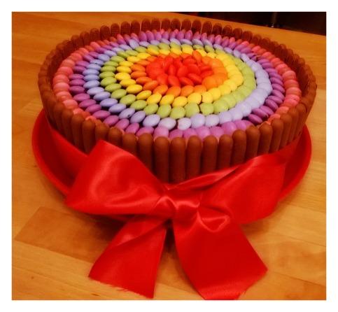 Le gâteau de carnaval