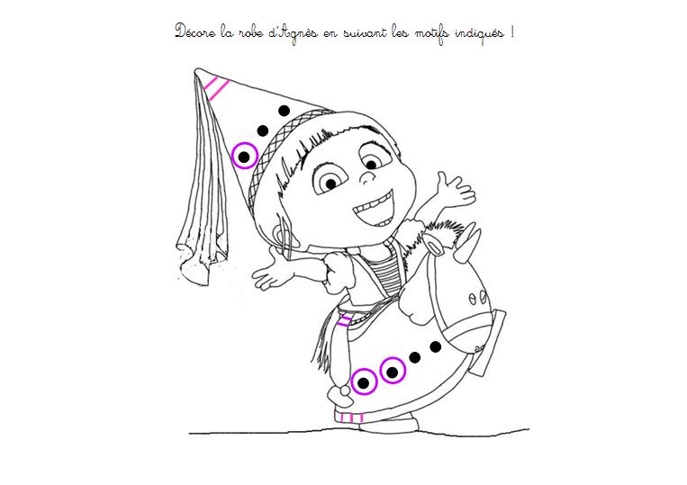 Bien connu Un cahier d'activités pour les 3-4 ans à imprimer. – Je ne suis  BP46