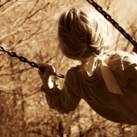 Little-Child-Girl-Swing-Sepia-HD-Wallpaper