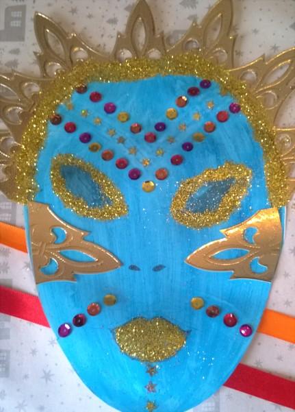 masque vénitien 12