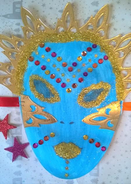 masque vénitien 13