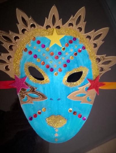 masque vénitien 15