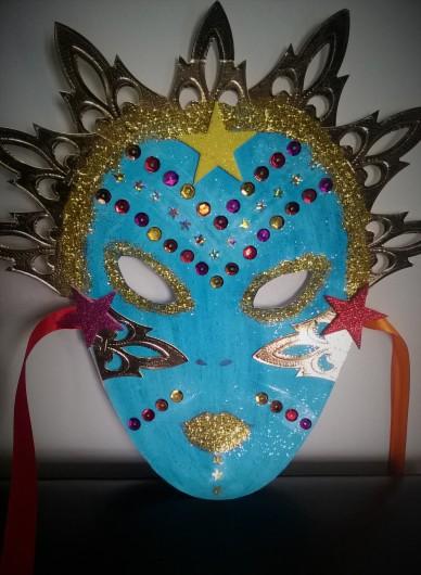 masque vénitien 16
