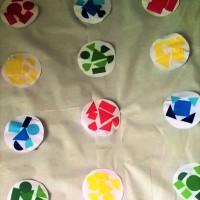 Bouger avec un jeu d'intérieur? Fabriquez un Twister!