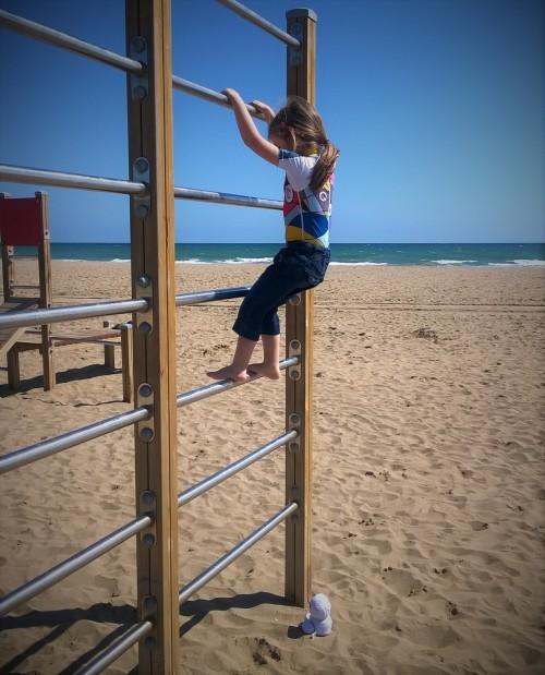 plage castelldefels