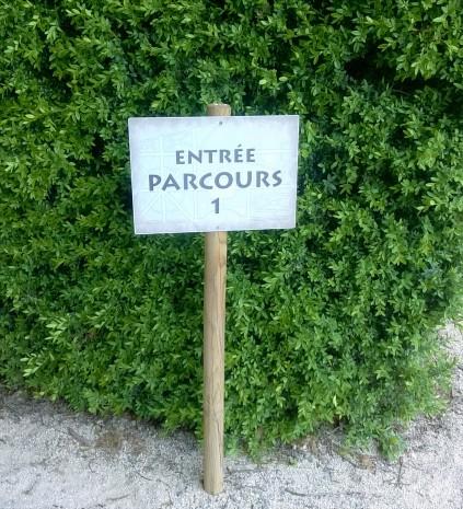 Labyrinthe de Merville 2