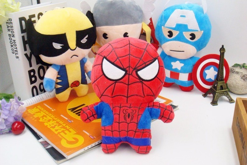 peluches-super-heros