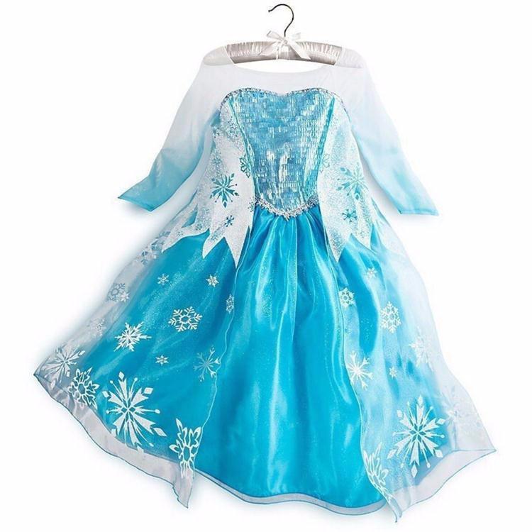 robe-reine-des-neiges
