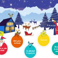 Écrire au Père Noël [activités, surprises et printable]