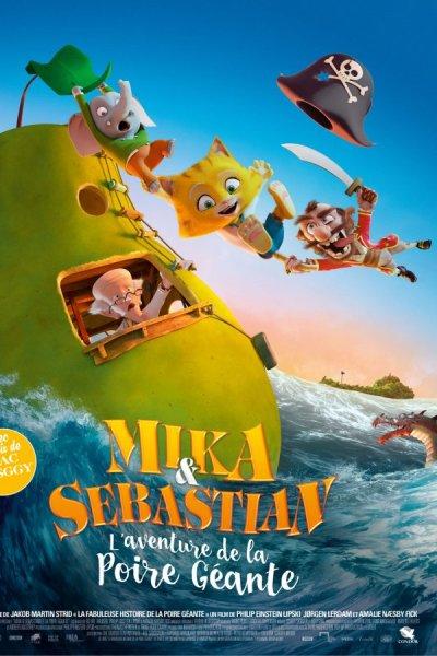 Mika et Sebastian l'aventure de la poire géante (1)