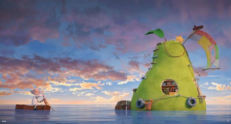 Mika et Sebastian l'aventure de la poire géante (9)