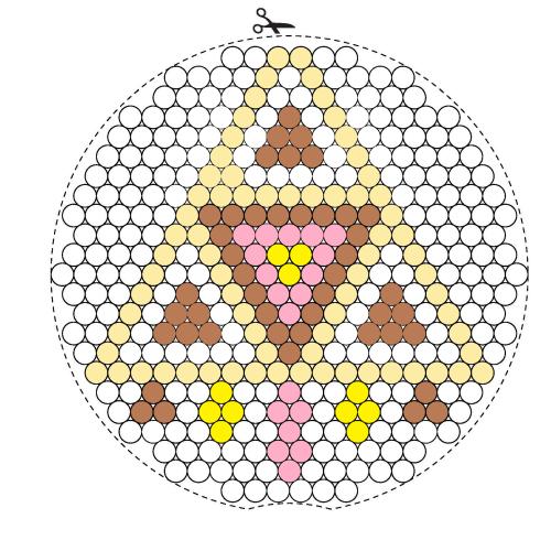 pendentif triangles