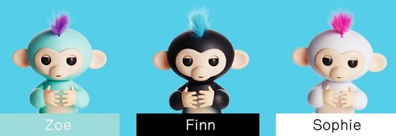 Fingerlings-Baby-Monkey-Mini-Smart-Sensor-Finger-Toy-2