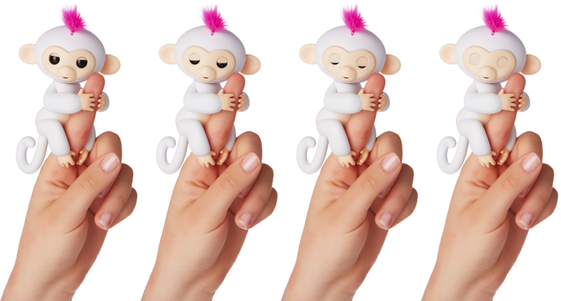 fingerlings-endormi