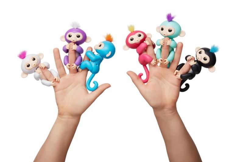 Fingerlings by WowWee