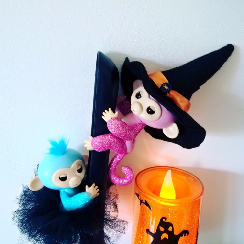 Déguisement Halloween Fingerlings