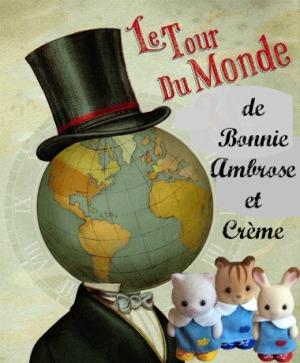 Le tour du monde de Bonnie Ambrose et Crème