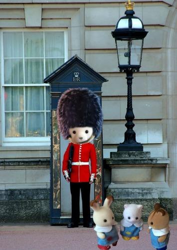 Les Sylvanian à Londres 4