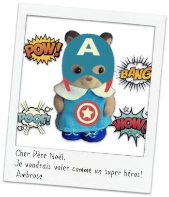 ambrose super heros