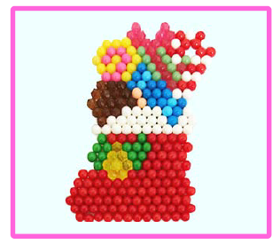Aquabeads botte de noël