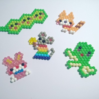 Jeu Aquabeads Pioche et Imagine (3)