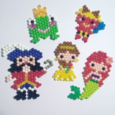 Jeu Aquabeads Pioche et Imagine (4)