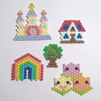 Jeu Aquabeads Pioche et Imagine (5)