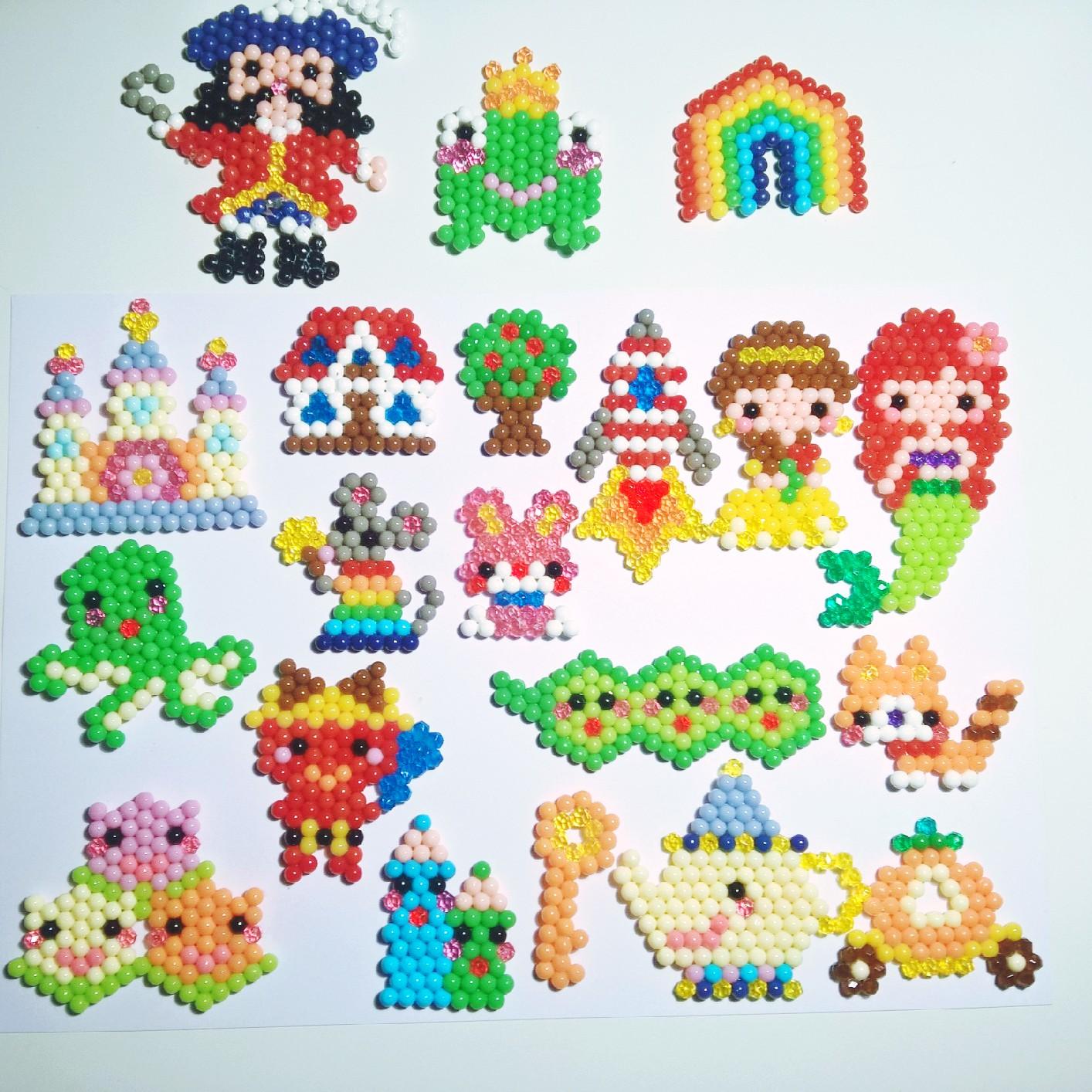 Aquabeads-Disney-Princesse Jeu de caractères