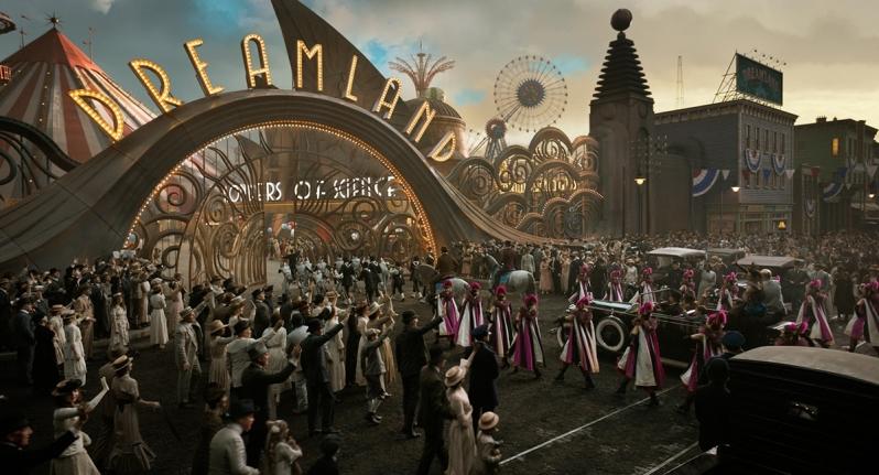 Dumbo Tim Burton (1)