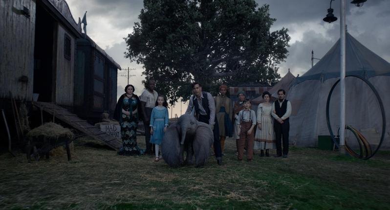 Dumbo Tim Burton (12)