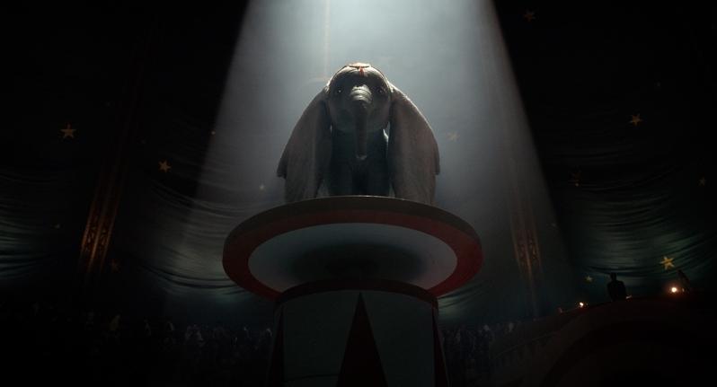 Dumbo Tim Burton (4)