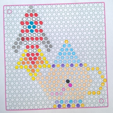 Jeu Pioche et Imagine Aquabeads (2)