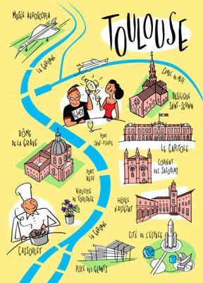 plan de toulouse Philippe Doro