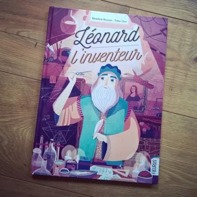 Léonard l'inventeur (2)