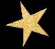 étoile-dorée-png-7