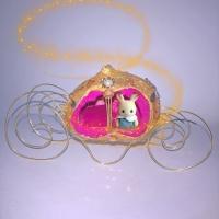 Un carrosse miniature [DIY féerique]