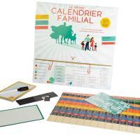 S'organiser pour la rentrée: le calendrier familial
