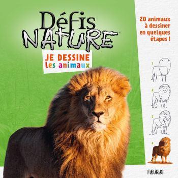 Je dessine les animaux Défis Nature
