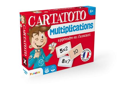 cartatoto mutiultiplications