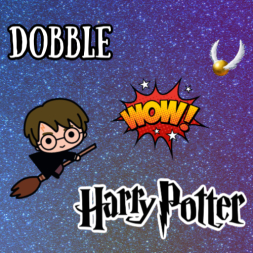 Dobble Harry Potter à Imprimer
